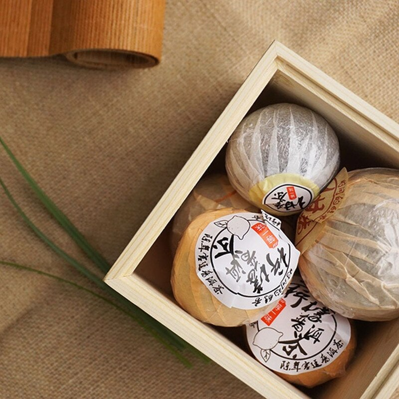 Adorable 20 Piece 11*11*11cm Japanese Natural Wood Square Tea Storage Packaging Box Japan Wedding Candy Gift Boxes