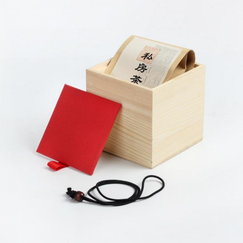 Trend 20 Piece 11*11*11cm Japanese Natural Wood Square Tea Storage Packaging Box Japan Wedding Candy Gift Boxes