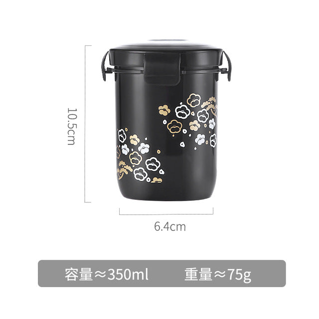 1200ML Japanese Bento Lunch boxes
