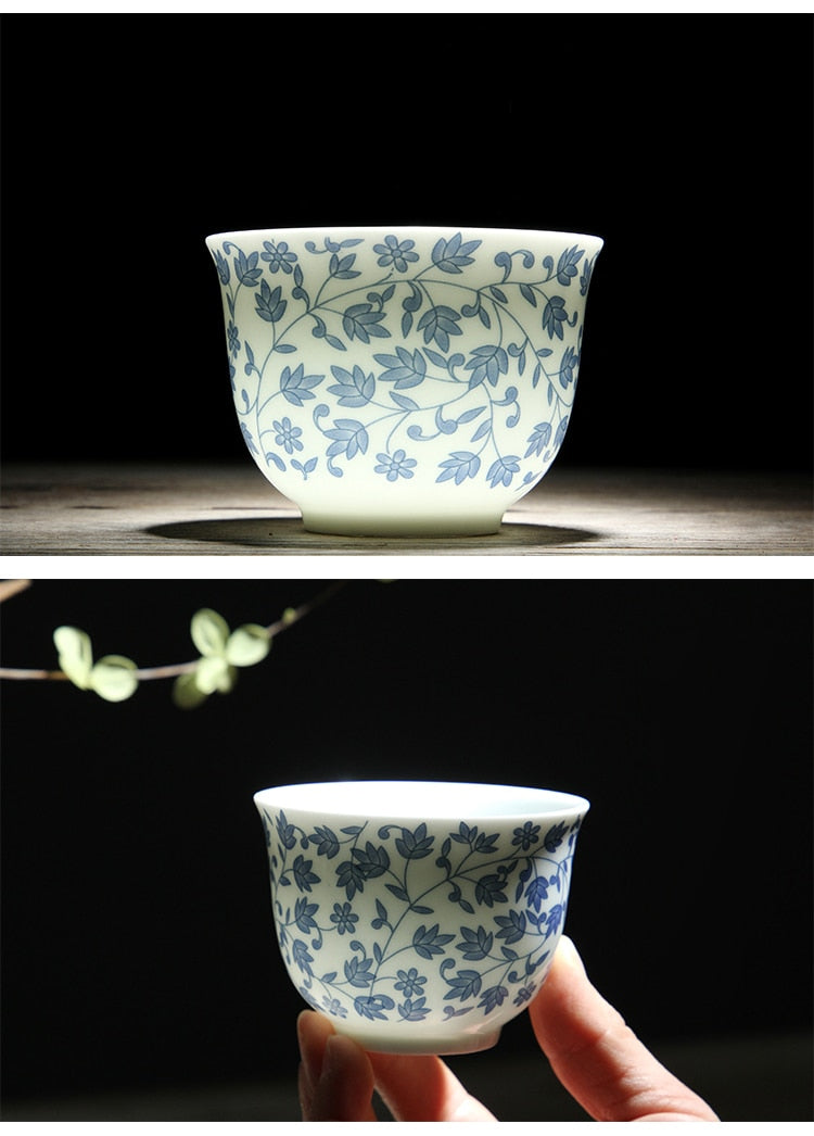 Japanese Ceramic Sake Cup