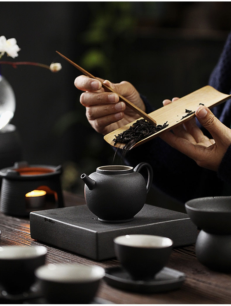 Japanese Ceramic Tea Ceremony Sets