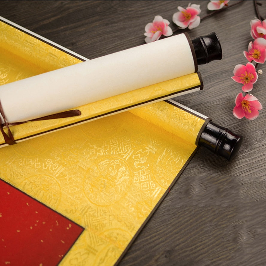 Japanese  Rice Paper Scroll