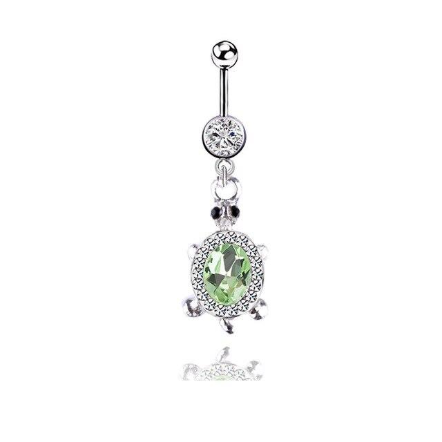 Dangling Belly Button Rings