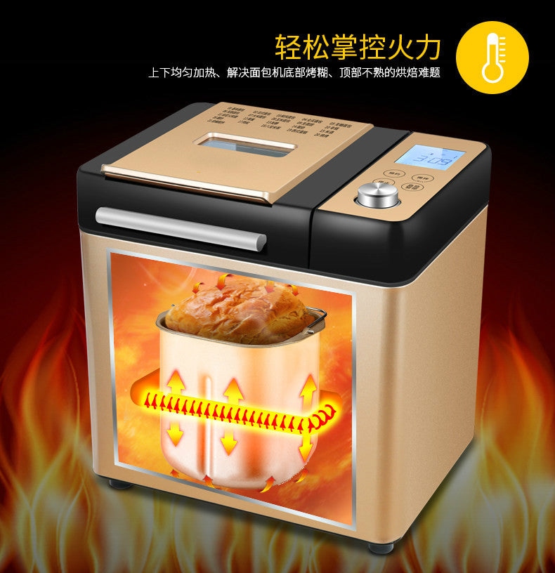 Fully Automatic Bread Machine