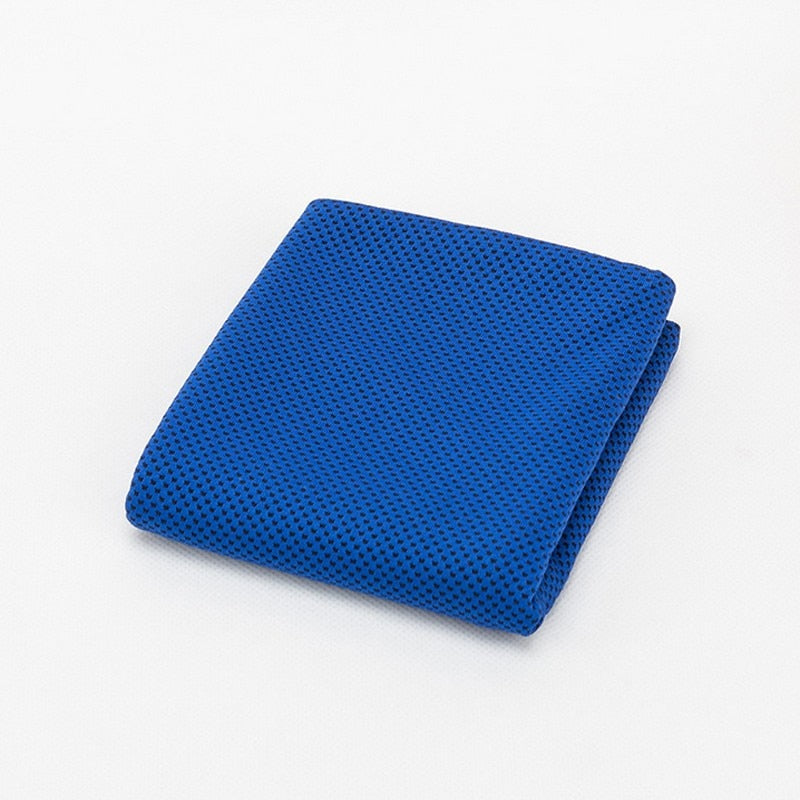 Sport Face Towel with Silicone Case
