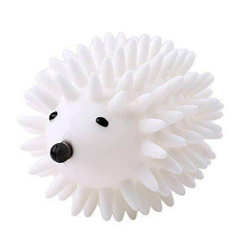 Hedgehog shape Laundry Ball Reusable Clean Washing Dryer clothes wash Drying Balls Accessories Tools