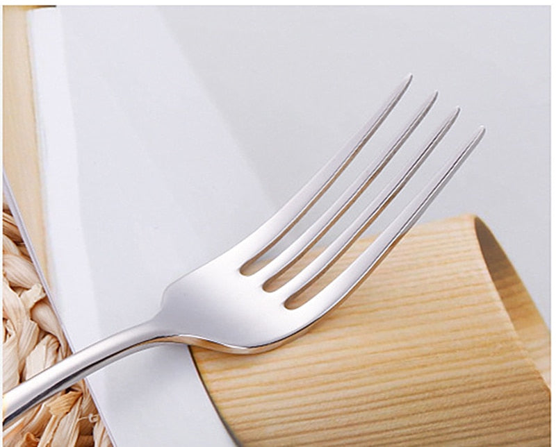 Stainless Steel Cutlery Set 4-Piece