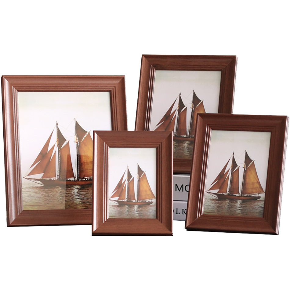 Traditional style Picture Frame   Horizontal or Verical Photo Display Table Desk Wall Picture Frames Decorative Gifts