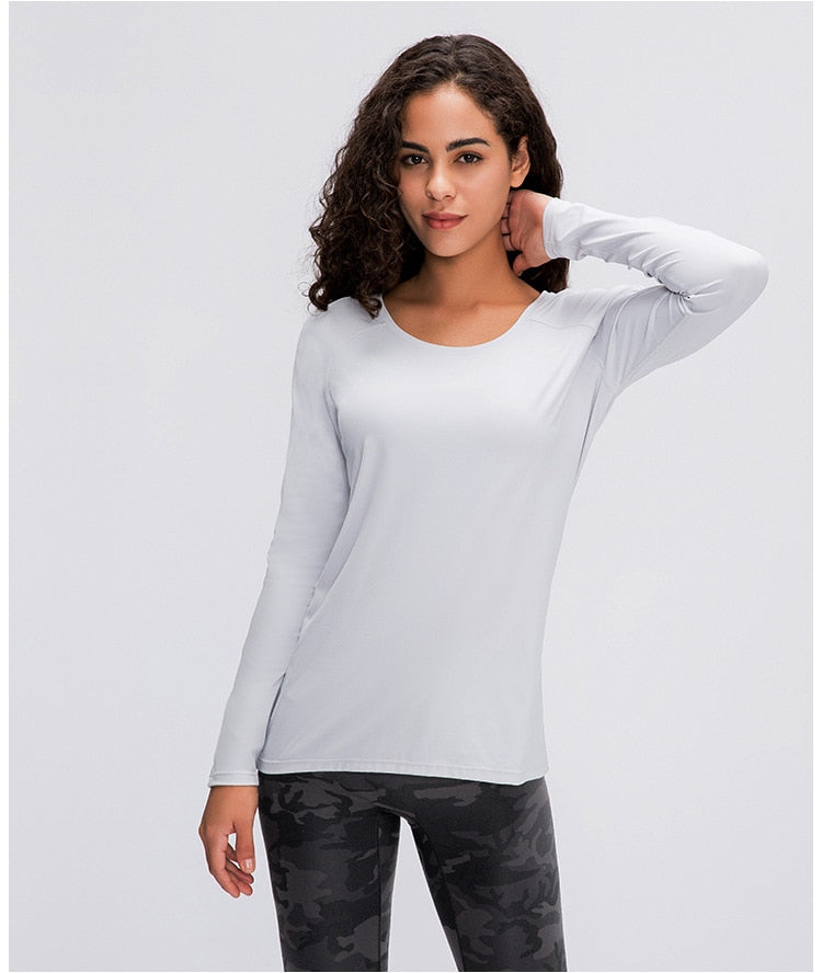 miFit QuickDry Boatneck T-Shirt
