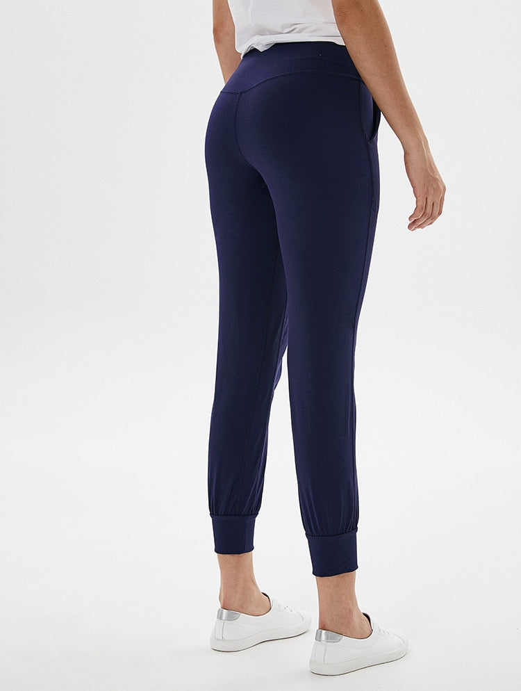 miFit High Waist Stretch Joggers