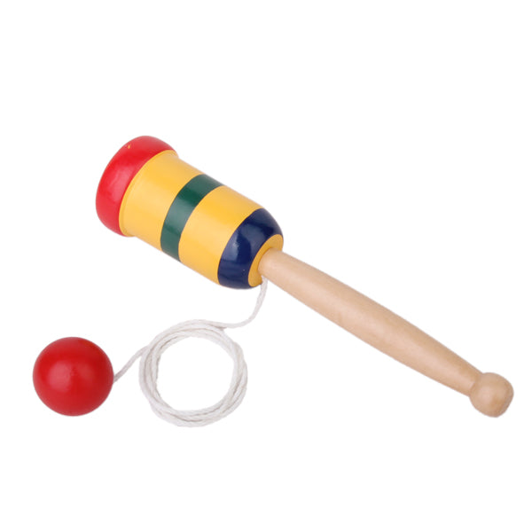 Japanese Wooden Kendama Cup and Ball Toy Japan Wood Child Toys