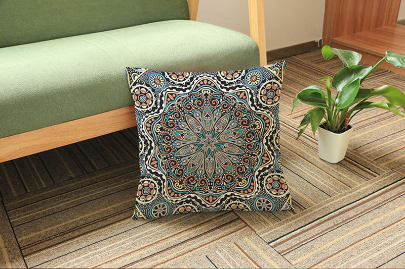 Thai Meditation Pillow Cushion Covers Thailand