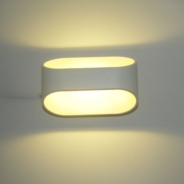 Modern LED wall lamp 5W home decoration wall light for living room aluminum wall sconce bathroom Super bright lighting fixture