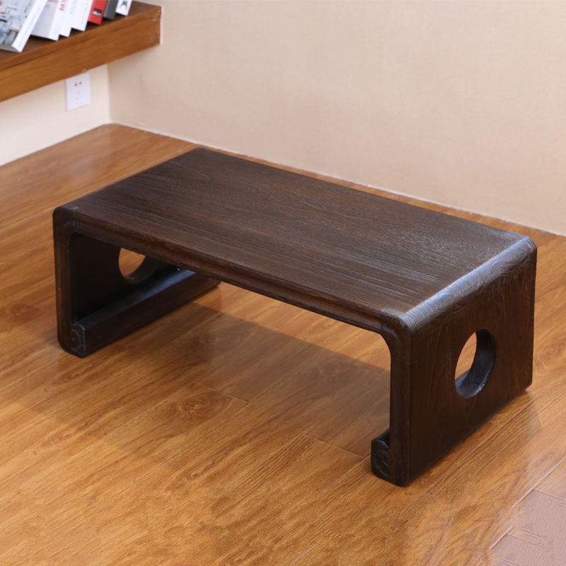 Japanese Low Paulownia Wood Tea Table Japan Home Decor Accessories Design C