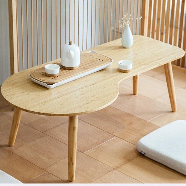Japanese Bamboo Tatami Table