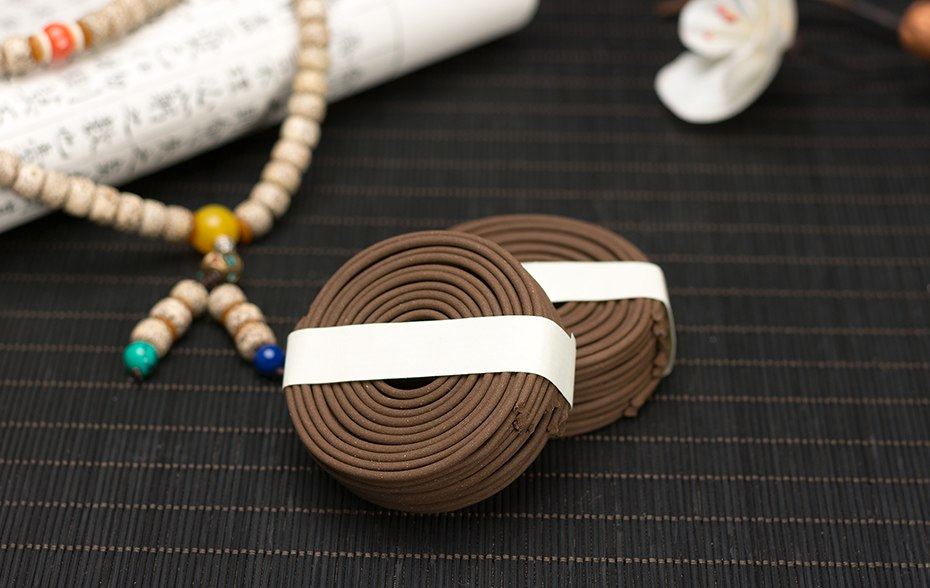 40 Pieces Vietnamese Huian Incense Coils Vietnam Incense Sticks Yoga Wellness Aromatherapy Home Decor Accessories JPN Style K