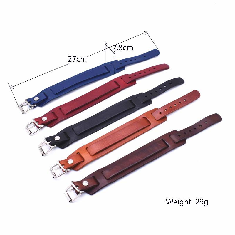 Personality Fashion Classic Adjustable Length Wrap Wristband Jewelry Bracelet Jewelry Style