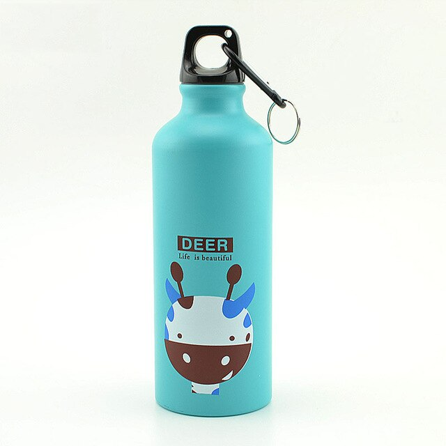 500ML Stainless Steel Sports Thermos Flask