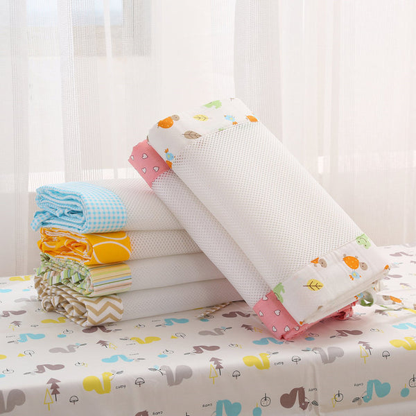 Newborn Baby Safety Crib Cot Bumpers Mats Babies Bedroom Bedding Sets