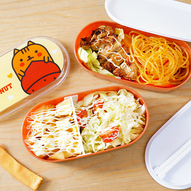 Kids Bento Lunch Boxes Red Bento Box Style H