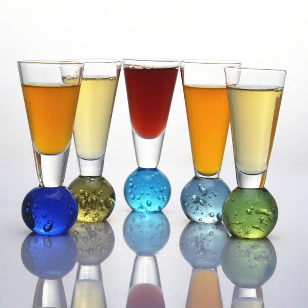 Crystal Highball Cocktail Glasses Glassware