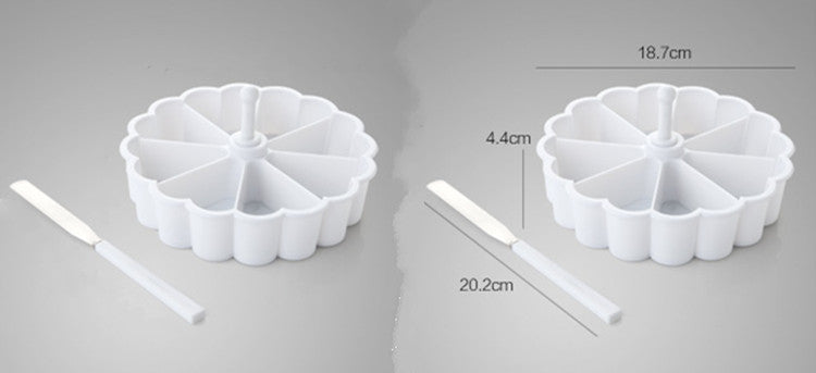 Sushi Mold Maker with Shovel Bento Accessories Style Size Chart