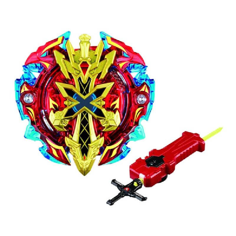 Beyblade Xeno Excalibur Toy Burst with launcher kids Child Toys Set D