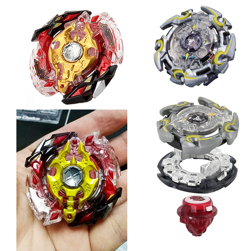 Beyblade Xeno Excalibur Toy Burst with launcher kids Child Toys Set A