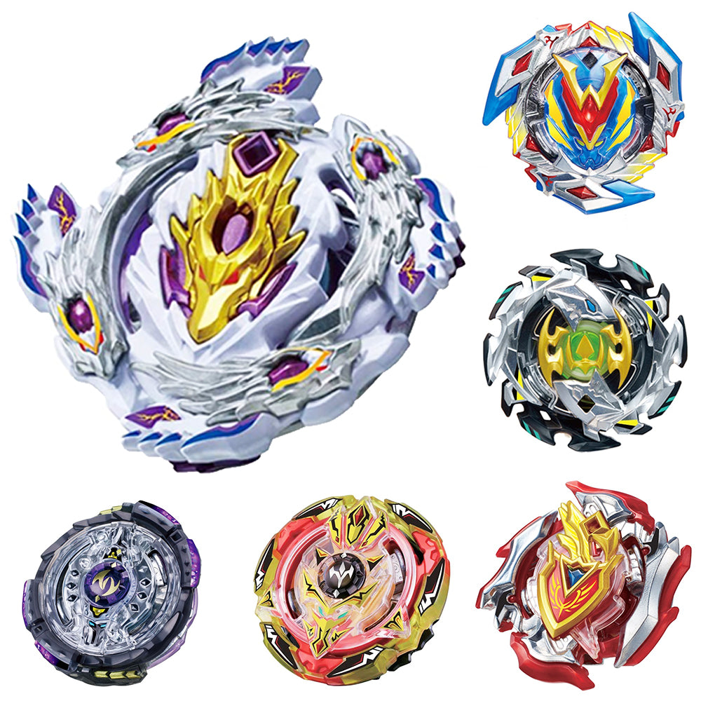 Beyblade Xeno Excalibur Toy Burst with launcher kids Child Toys Set