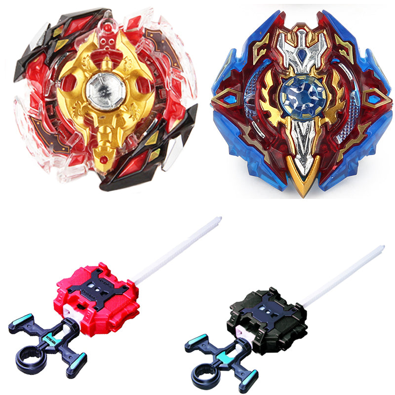 Beyblade Xeno Excalibur Toy Burst with launcher kids Child Toys Set V