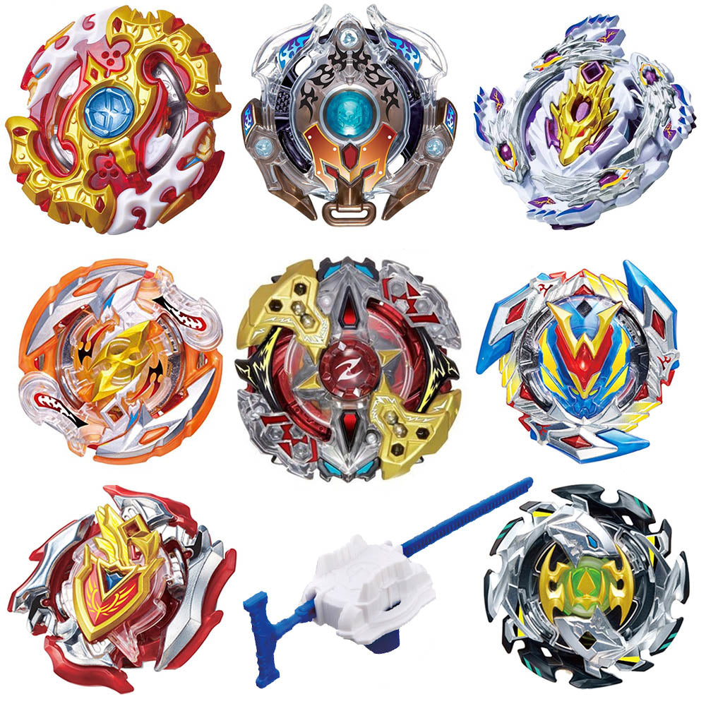 Beyblade Xeno Excalibur Toy Burst with launcher kids Child Toys