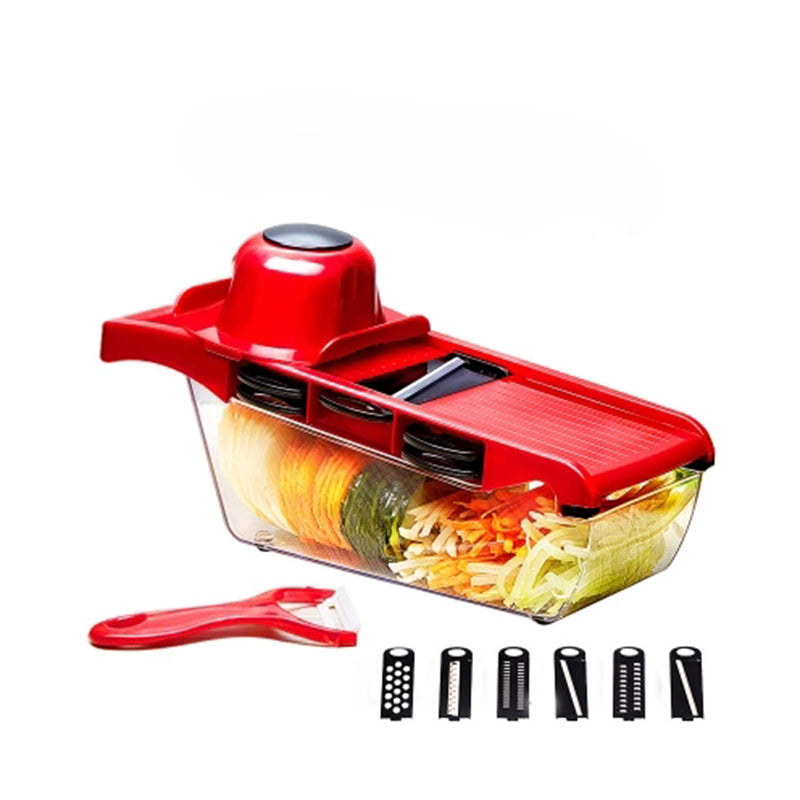 Mandoline Slicer Vegetable Cutter Manual Potato Peeler Carrot Grater Dicer Kitchenware Accessories Style M