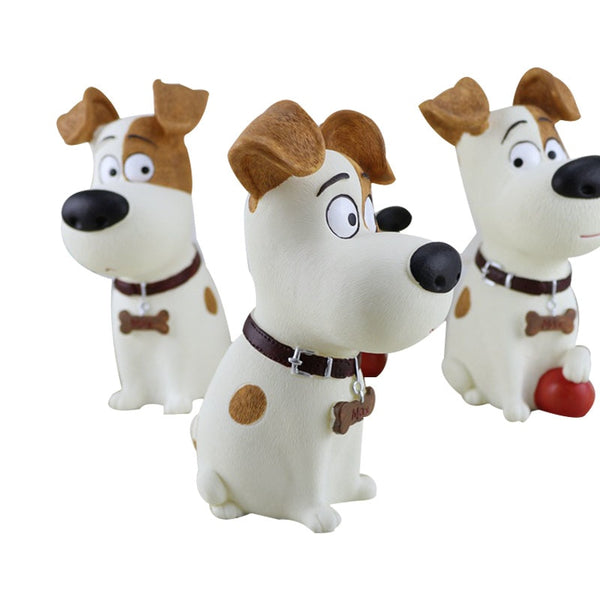 Cute Ceramic Dog Coin Piggy Bank Figurines Money Savings Box Coin Piggy Bank Cash Boxes Child Kids Gift Home Decoration Accessories Style