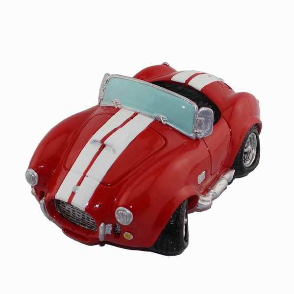 Vintage Red Roadster Sports Car Coin Piggy Bank Money Savings Box Coin Piggy Bank Cash Boxes Child Kids Gift Home Decoration Accessories Style D