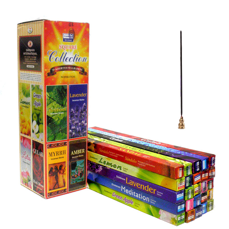 Tibetan Incense 25 Smells India Aroma Stick Incense Authentic Natural Household Indoor Wardrobe Clean Air Sticks