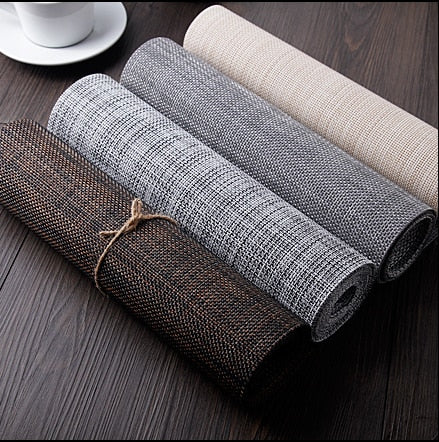 Trend Japanese Table Runner PVC Coffee Table Mat Modern Minimalist Table Fashion Personality Japan Home Living Room Table Flag Linen Accessories