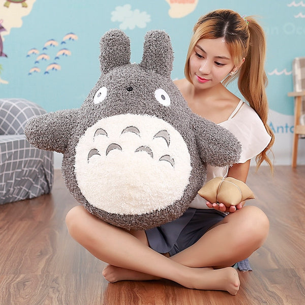 Anime Kawaii Totoro Plush Doll Soft Pillow Cushion