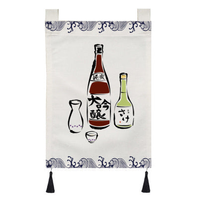 Japanese Canvas Painting Wall Art