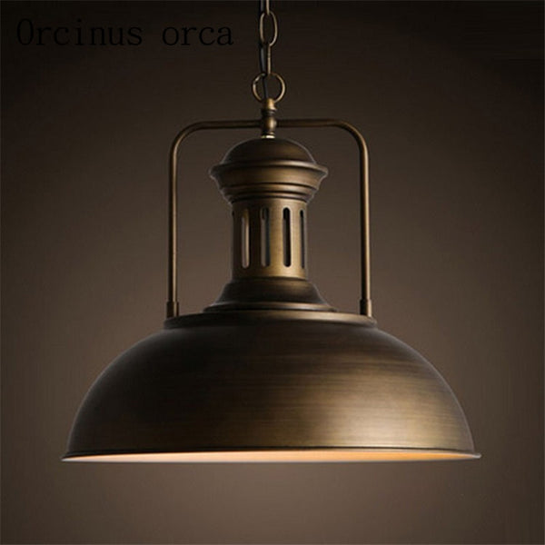 Nordic Dining Room Pendant Lamp
