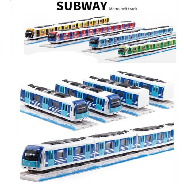 Japanese Magnetic Alloy Subway Metro Track Train Japan