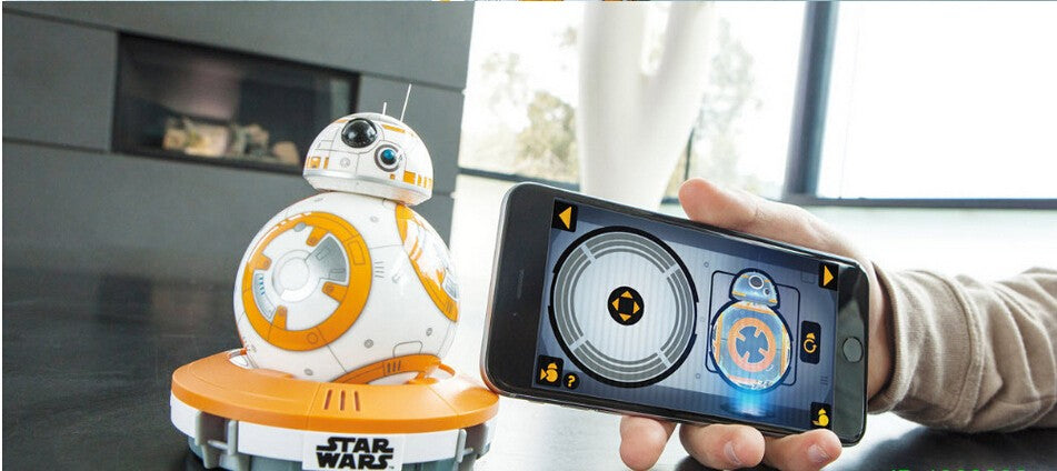 Sphero Star Wars BB-8 Droid App-Enabled Smart Ball robot bluebooth control Freeshipping