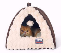 Cozy Cat Castle Bed - Catari Cats