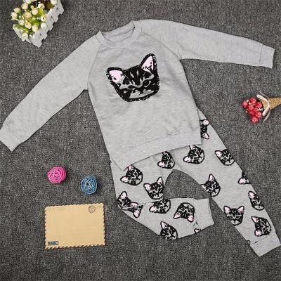 Toddler Kitten Sweatsuit - Catari Cats