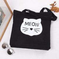 Meow Cat Tote - Catari Cats
