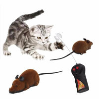 Remote Controlled Mice Cat Toy - Catari Cats