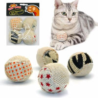 Rattle Balls For Cats - Catari Cats