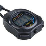 Tellenger Professional Handheld Digital LCD Sports Stopwatch