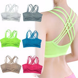 Brillion Women Gym Sport Bra