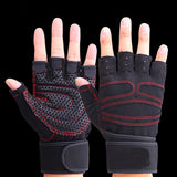 Tnine Body Building Fitness Gloves