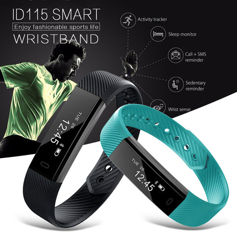 Zeepin D115 Sports Smart Wristband Activity Tracker